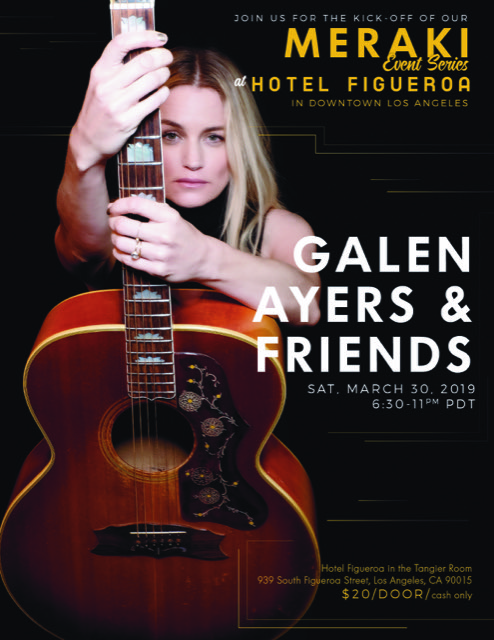 Galen Ayers & Friends