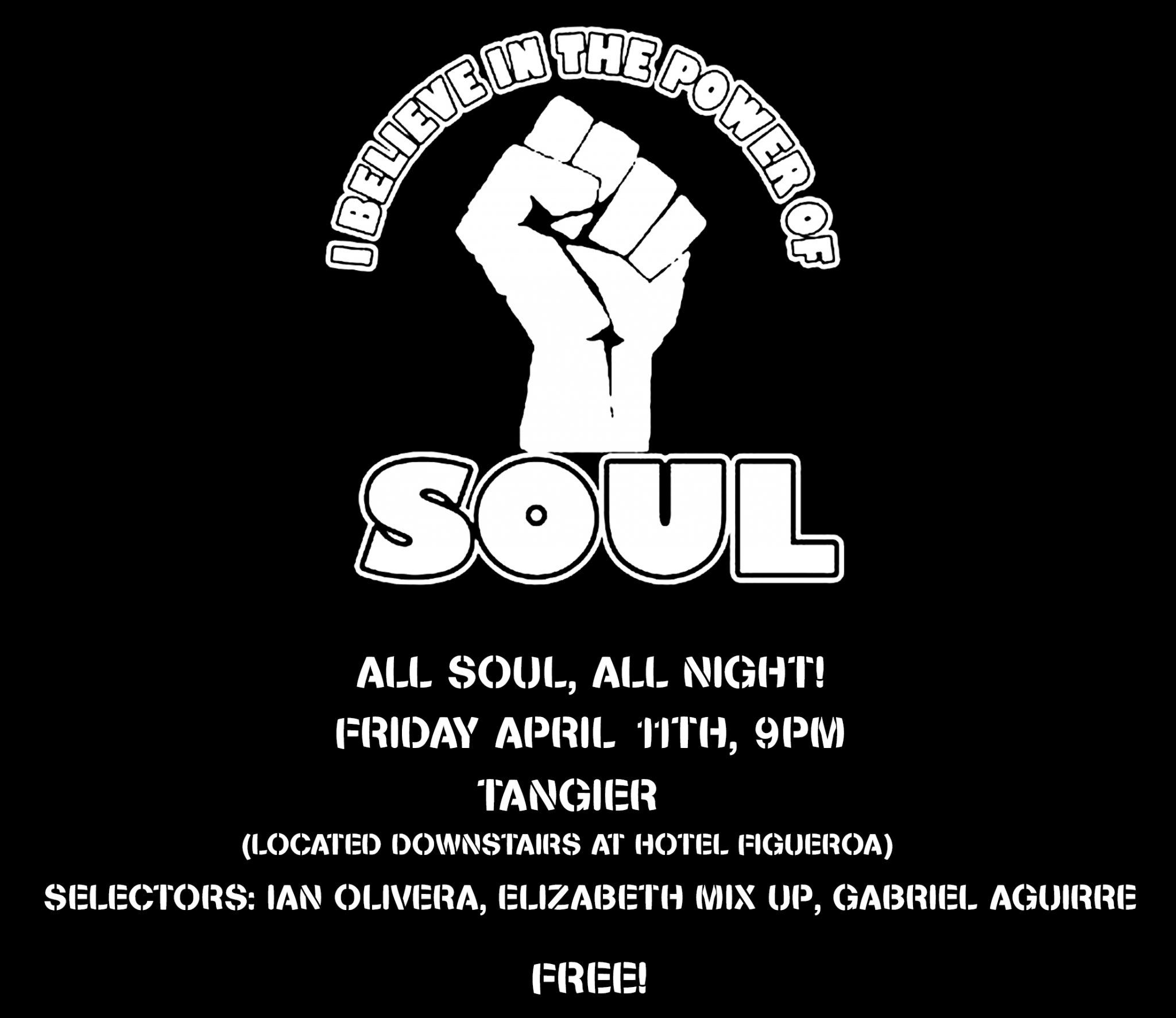 All Soul, All Night