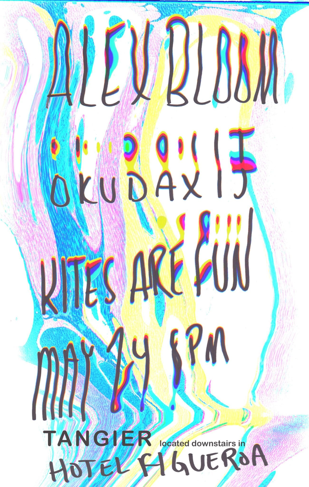 Alex Bloom LIVE at Hotel Figueroa – Indie Rock