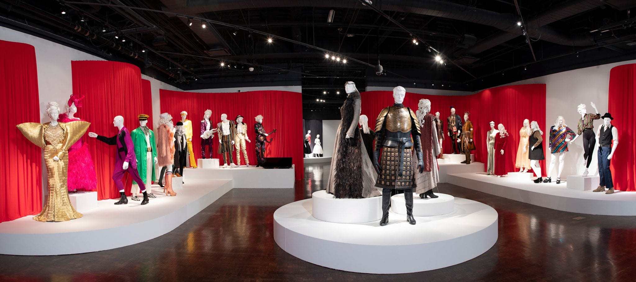 Must See Now Art Of Television Costume Design At Fidm