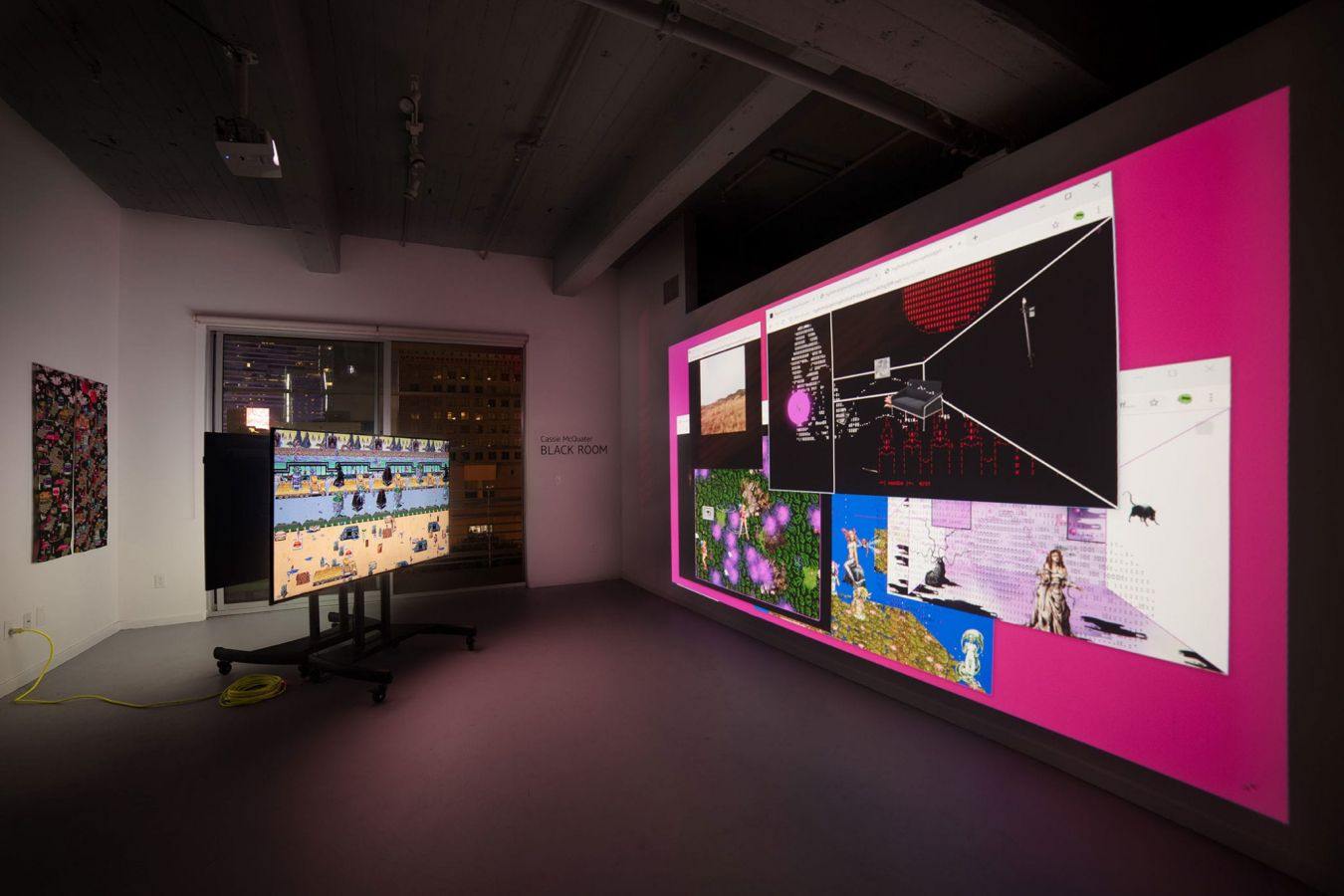 Inside Dtla's Transfer Gallery